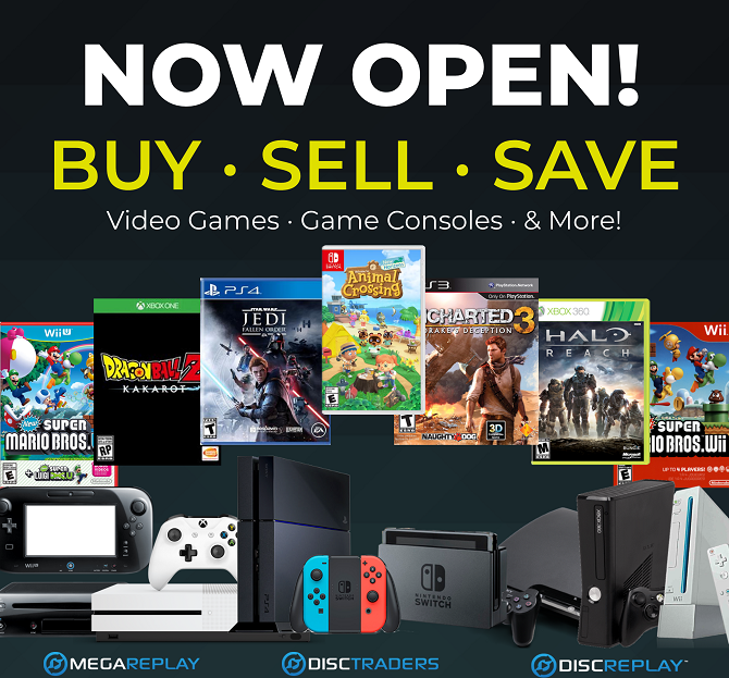 buy and sell games online free